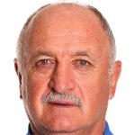 Luiz Elena Felipe Scolari Coach