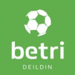 1. Deild logo