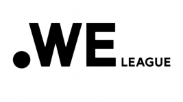 WE League logo
