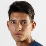 Aaron Nicolás Molinas Player Profile