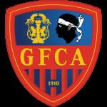 Home team Gazelec FC Ajaccio logo. Gazelec FC Ajaccio vs Belfort prediction and odds