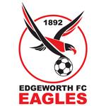 Home team Edgeworth Eagles logo. Edgeworth Eagles vs Adamstown Rosebuds prediction and tips