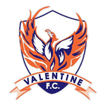 Away team Valentine logo. Maitland vs Valentine prediction and odds