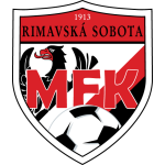 Away team Rimavská Sobota logo. Rakytovce vs Rimavská Sobota prediction and odds