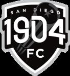 Home team San Diego 1904 logo. San Diego 1904 vs New Amsterdam prediction and tips