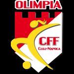 Away team Olimpia Cluj logo. Arad W vs Olimpia Cluj predictions and betting tips
