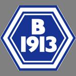 Away team B 1913 logo. Varde IF Elite vs B 1913 prediction and tips
