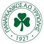 Home team Panarkadikos logo. Panarkadikos vs Nafplio 2017 prediction and tips