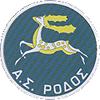 Home team Rodos logo. Rodos vs Kalamata prediction and odds