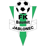 Home team Jablonec II logo. Jablonec II vs Hradec Králové II prediction and tips