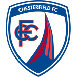 Home team Chesterfield logo. Chesterfield vs King's Lynn Town prediction and tips