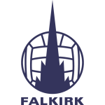 Away team Falkirk logo. Cove Rangers vs Falkirk prediction and odds