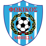 Away team Fokikos logo. Nea Artaki vs Fokikos prediction and tips