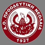 Away team Proodeftiki logo. Charavgiakos vs Proodeftiki prediction and tips