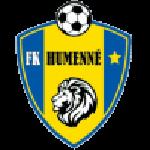 Away team Humenné logo. Slávia TU Košice vs Humenné prediction and odds