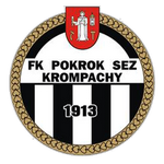 Away team Pokrok Krompachy logo. Slovan Giraltovce vs Pokrok Krompachy prediction and odds