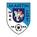 Home team Fomat Martin logo. Fomat Martin vs Lokomotíva Zvolen prediction and odds