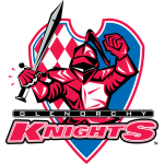 Home team Glenorchy Knights logo. Glenorchy Knights vs Kingborough Lions prediction and odds