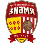 Away team Znamya Noginsk logo. FK Sokol Saratov vs Znamya Noginsk prediction and odds