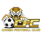 Home team Cooma Tigers FC logo. Cooma Tigers FC vs Canberra Olympic prediction and tips