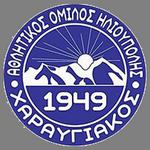 Home team Charavgiakos logo. Charavgiakos vs Proodeftiki prediction and tips