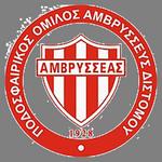 Away team Amvrysseas logo. Iraklis Psachna vs Amvrysseas prediction and tips