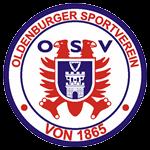 Home team Oldenburger SV logo. Oldenburger SV vs Eutiner SV prediction, betting tips and odds