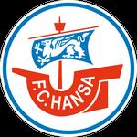 Away team Hansa Rostock II logo. Neustrelitz vs Hansa Rostock II predictions and betting tips