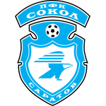 Home team FK Sokol Saratov logo. FK Sokol Saratov vs Znamya Noginsk prediction and odds