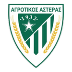 Home team Agrotikos Asteras logo. Agrotikos Asteras vs Thermaikos Thermis prediction and tips