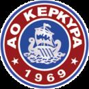Away team AOK Kerkyra logo. Missolonghi vs AOK Kerkyra prediction and tips