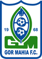 Home team GOR Mahia logo. GOR Mahia vs Vihiga United FC prediction and odds