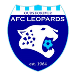 Away team AFC Leopards logo. USFA vs AFC Leopards prediction and tips