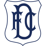 Away team Dundee logo. Dunfermline vs Dundee prediction and odds