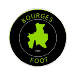 Away team Bourges Foot logo. Romorantin vs Bourges Foot prediction and odds