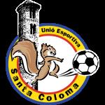 Away team UE Santa Coloma II logo. Atlètic Amèrica vs UE Santa Coloma II prediction and odds