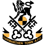 Home team Carmarthen Town logo. Carmarthen Town vs Risca United prediction, betting tips and odds