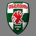 Home team Obolon'-Brovar logo. Obolon'-Brovar vs Nyva Ternopil prediction and odds