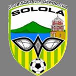 Home team Sololá logo. Sololá vs Antigua GFC prediction and tips