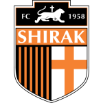 Away team Shirak II logo. BKMA vs Shirak II prediction and odds