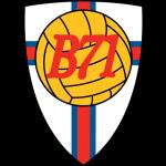 Away team B71 logo. B36 II vs B71 predictions and betting tips