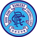 Away team Rangers logo. Kitchee vs Rangers prediction and odds