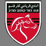 Away team Kafr Qasim logo. Hapoel Umm al-Fahm vs Kafr Qasim predictions and betting tips