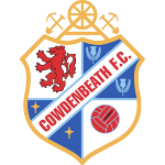 Home team Cowdenbeath logo. Cowdenbeath vs Stirling Albion prediction and odds