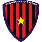 Home team 1º de Agosto logo. 1º de Agosto vs Recreativo da Caála prediction and odds