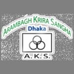 Home team Arambagh logo. Arambagh vs Sheikh Russel prediction and tips