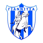 Home team Giannitsa logo. Giannitsa vs Agrotikos Asteras prediction and tips