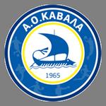 Home team Kavala logo. Kavala vs Pierikos prediction and odds