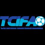 Away team Turks and Caicos Islands logo. St. Lucia vs Turks and Caicos Islands prediction and odds