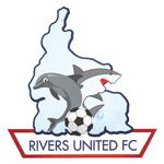 Home team Rivers United logo. Rivers United vs Kano Pillars prediction and tips